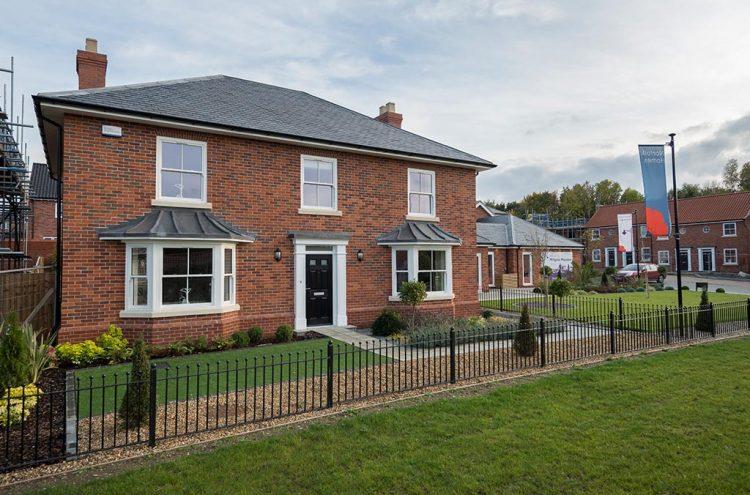 Norfolk Homes Millgate Development